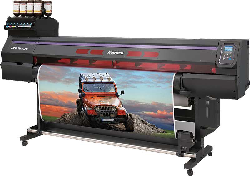 Mimaki UCJV300 Printer
